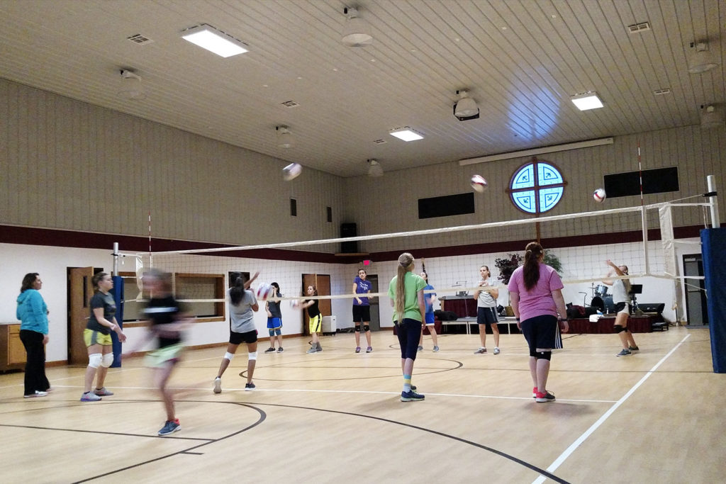 2017 has begun like a rocket for Agape. Kicking the year off with a continued growing count of 85 families. January also saw the beginning of our first Girls Volleyball Team. 14 teen girls working hard to learn the skills needed to squash their Mom's in a game in March.