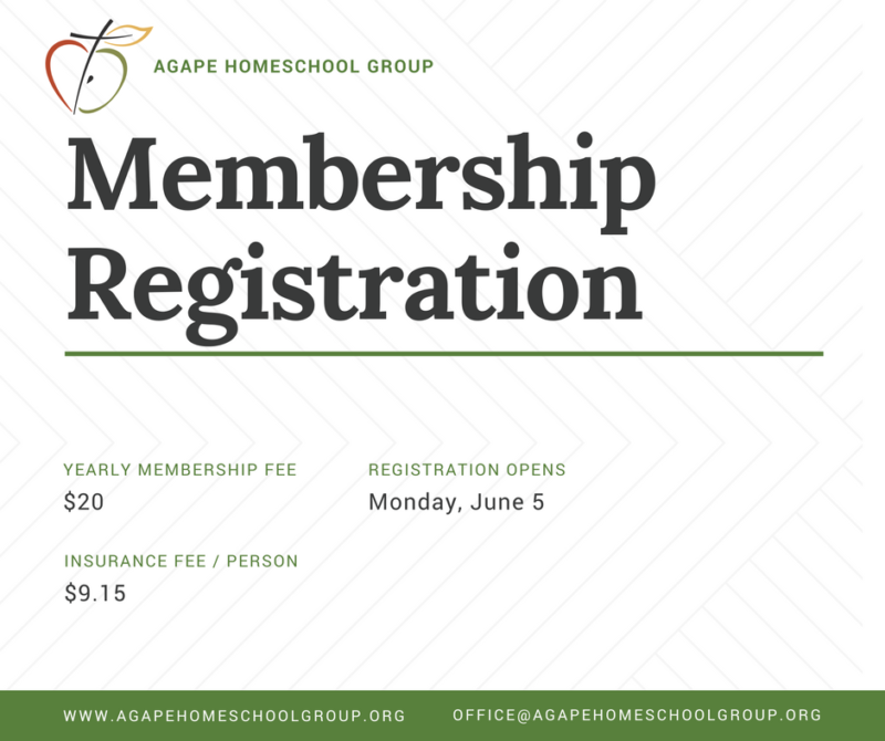 Homeschool Registration