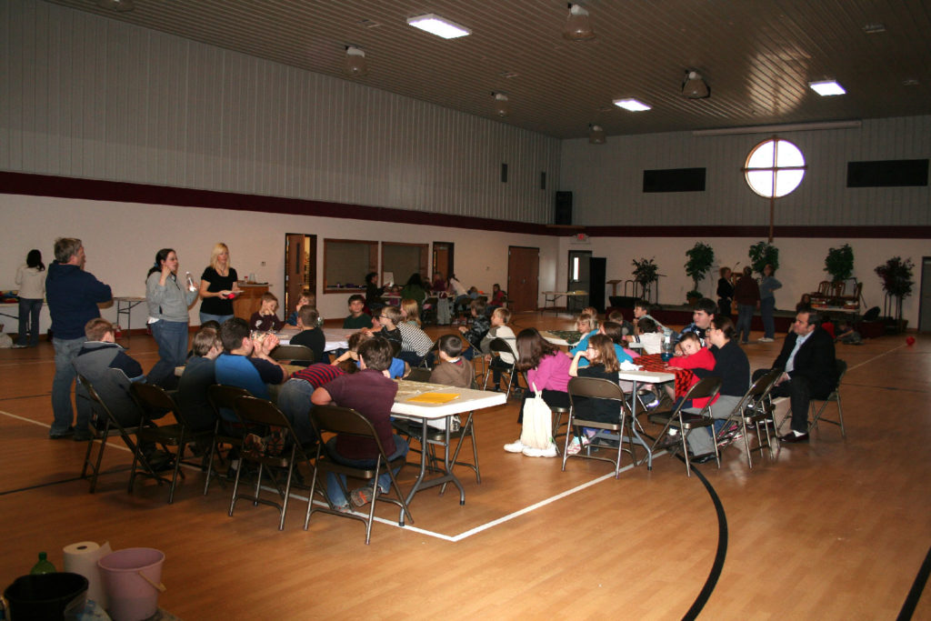 Word spread and Agape quickly outgrew the West Berlin Wesleyan Church. The Spring 2013 semester finished with a total of 20 families.
